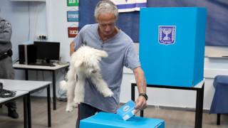 Трети вот в Израел отново няма да реши политическата криза