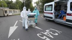 Русия надхвърли 700 000 заразени с COVID-19