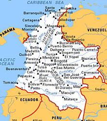 Колумбийските власти ще арестуват посланика си в Перу