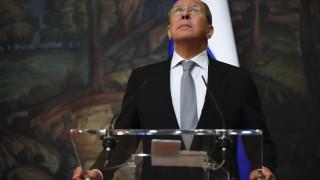 Лавров видя злонамерени планове на НАТО към Русия