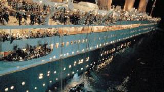 """Американски учени променят представите за потъването на """"Титаник"""""""