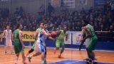 Баскетболният Берое записа трудна домакинска победа срещу Балкан