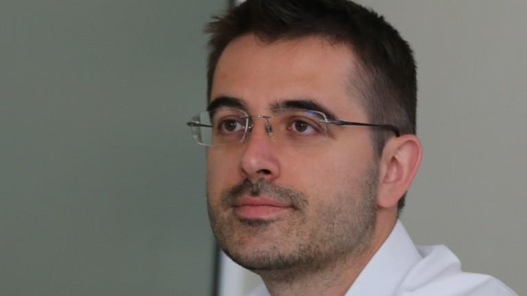 Владимир Данаилов е новият член на Управителния съвет на Фонда