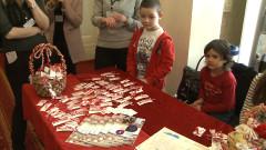 С мартенички деца, които се борят с рака, напомниха на депутатите за себе си