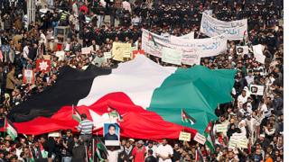 Хиляди йорданци поискаха реформи