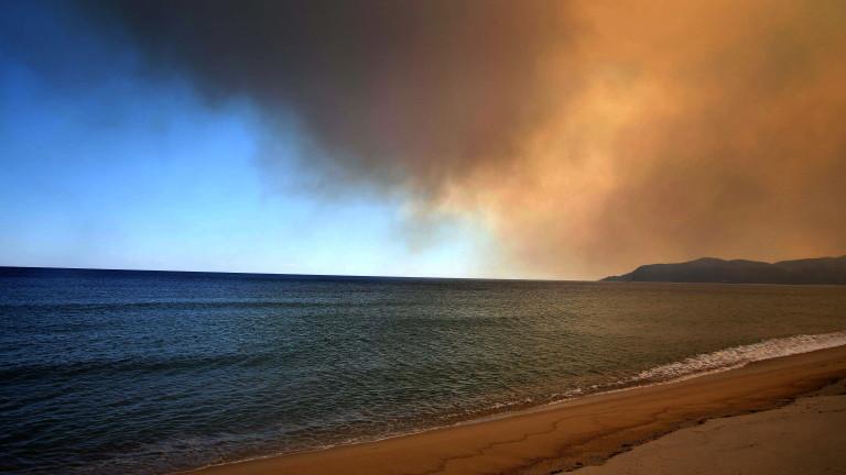 Шестима чужденци са загинали на гръцкия полуостров Халкидики, където летните