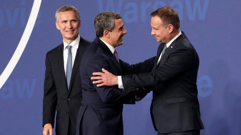 До октомври чакаме от НАТО идеи за военно подсилване на Черно море