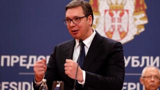 Синът на сръбския президент е с коронавирус