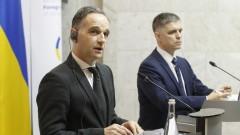 Германия иска Русия да продължи транзита на газ през Украйна
