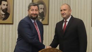 Президентът и ДБ с консенсус: Нужен е редовен кабинет