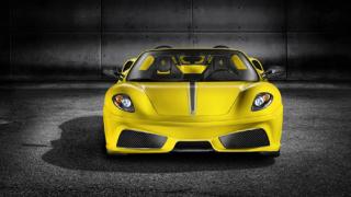 Ferrari представи F430 Scuderia Spider 16M (галерия)
