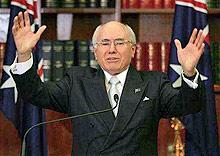 Промени в управлението на Австралия преди изборите