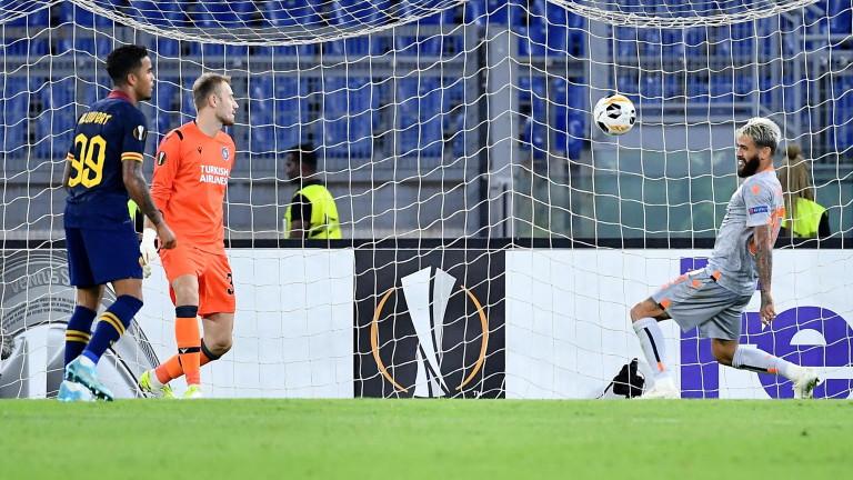 Рома не се затрудни с Истанбул Башакшехир, Кайсара с автогол
