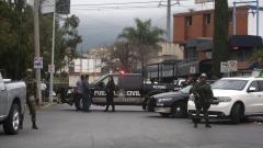 Трима застреляни на площад в Мексико сити