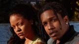 Риана, ASAP Rocky, интервюто за Vogue и флиртовете помежду им