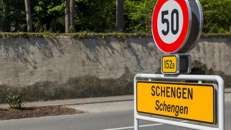 Хърватия очаква да покрие техническите критерии за Шенгенската зона до