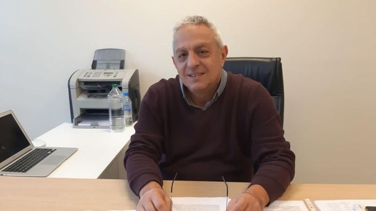 Заместник изпълнителният директор на БФС Антон Попов даде интервю пред