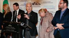 С кратка съботна демонстрация Сидеров отказа преговори с ГЕРБ
