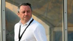 Добри новини за Славиша Стоянович преди двубоя с Берое