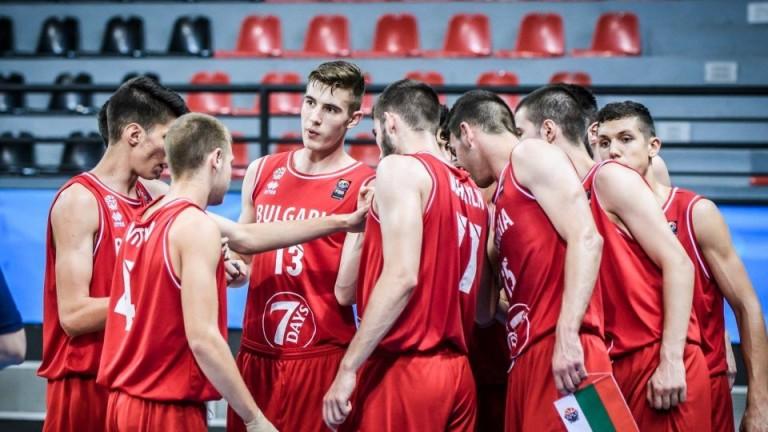 Юношите спечелиха силен баскетболен турнир в Скопие