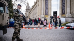 Европейските столици под обсада посрещат новата година