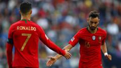 Бруно Фернандеш: Идването ми в Юнайтед е сбъдната детска мечта, Роналдо ме вдъхнови за това