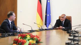 Борисов разчита Германия да приключи преговорите по Многогодишната финансова рамка