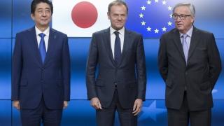 ЕС и Япония близо до споразумение за свободна търговия