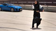 Как жените от Саудитска Арабия отбелязаха падането на забраната за шофиране