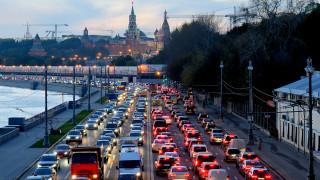 Московчани се отказват от колите си и избират споделянето на автомобили