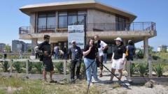 """""""Западни Балкани"""" получиха безвъзмезден достъп до Посетителския център в Поморие"""