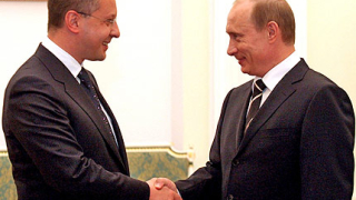 3 часа Станишев чака за среща с Путин