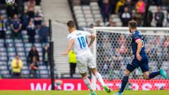 Чехия удари Шотландия, Патрик Шик блести с феноменален гол