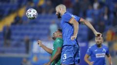 Гьоко Зайков игра за Северна Македония при разгром