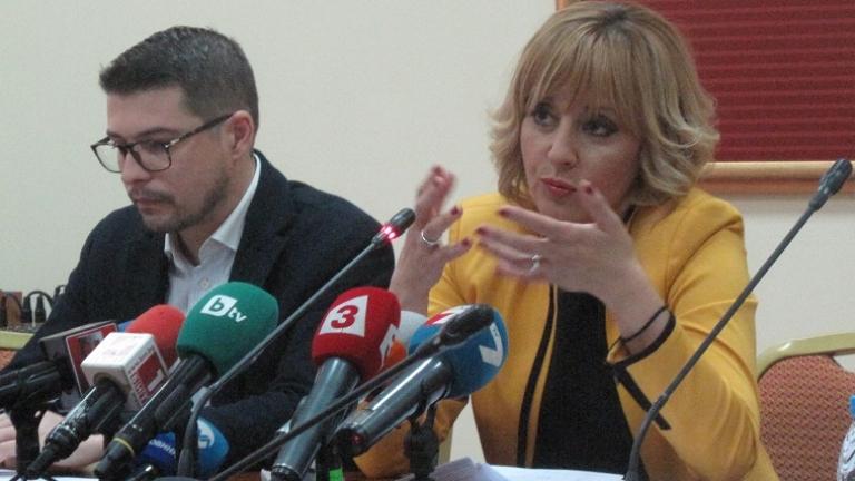 Омбудсманът Манолова не била уведомена за екстрадирането на турците