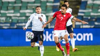 Двама халфове отпаднаха от квалификацията с Литва