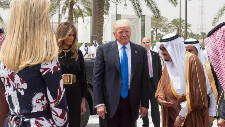 Сенатът на САЩ се конфронтира с Тръмп, блокира продажбата на оръжие на Саудитска Арабия