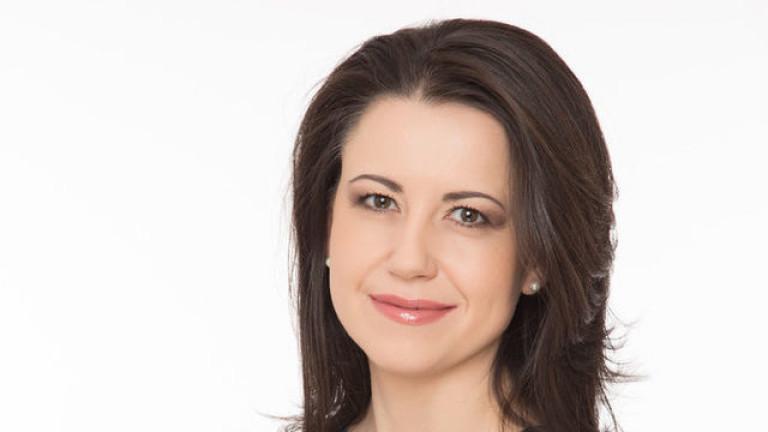 Весела Апостолова е новият управляващ директор на творческите и комуникационни