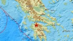Земетресение от 4.1 по Рихтер в Южна Гърция