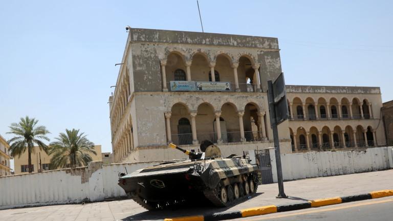 Над Багдад свалиха дрон