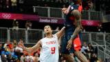САЩ и Испания спорят за златото в баскетбола