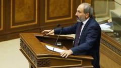 Пашинян подаде оставка като арменски премиер