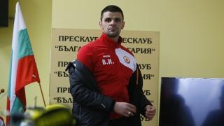 Вальо Илиев: Благодаря на Бербатов, че тренира с нас!