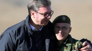 Сърбия предупреди за сериозно нарастване на напрежението на Балканите