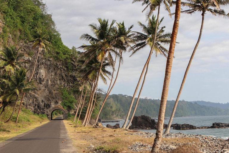 Остров Сао Томе