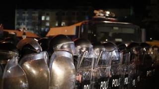 Хиляди протестират в Грузия с искане за нови избори