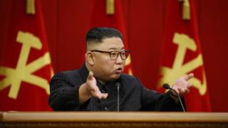 Ким Чен-ун обещава да се справи с недостига на храна