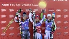 Швейцарска хубавица спечели първия старт за сезона