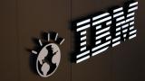 19-то поредно тримесечие IBM разочарова със спад на приходите