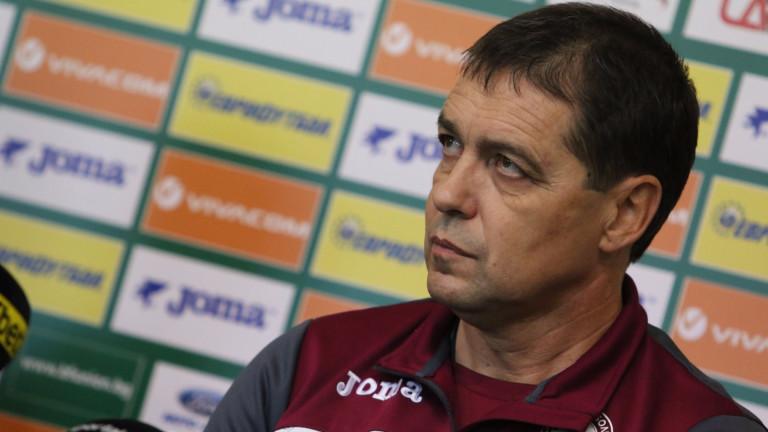 Петър Хубчев обяви групата на България за контролите с Босна и Казахстан